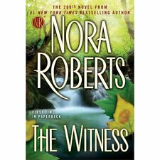 Nora Roberts ~ The Witness ~ PaperBack