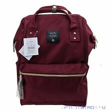 Anello Official Rudy Red Japan Unisex Fashion Backpack Rucksack Diaper Bag