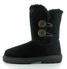"Ella shoes ""Rita"" faux fur snow warm winter boot all UK sizes 3-8."