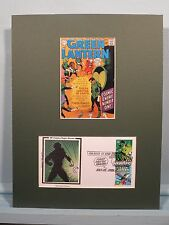 DC Comic Book Hero Green Lantern & First Day Cover