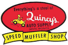"""""""Everythings a steal at Quincy's Auto Supply Santa Monica Speed Muffler Shop"""