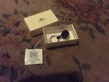 AUTHENTIC LACOSTE Leather ball KEY RING- NEW!!!