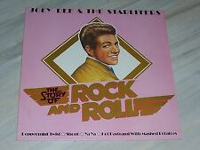 Joey DEE & the Starliters - The Story of Rock and Roll / gute LP, No. 200624-241