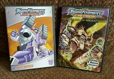 Dvd lot of Transformers- Energon and Armada like new condition fullscreen