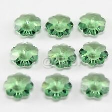 24 piece Swarovski Crystal 3700 6mm Flower Margarita Lochrose Beads ERINITE
