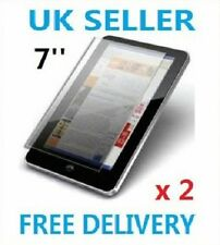"2 X Professional Proteggi schermo per 7 ""Pollici Android Tablet PC ePad aPad UK"