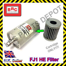 LPG GPL Autogas BRC FJ1 HE Vapour POLYESTER cartridge Element Sequent System