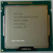 Intel i5-3570s Ivy Bridge 3.10 ghz GHz Quad-Core Socket 1155 CPU SR0T9