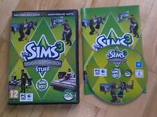 The Sims 3 Design & High Tech Stuff Expansion Pack PC Windows or MAC