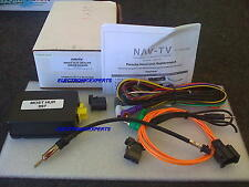 NAV-TV NTV-KIT210 MOST-HUR PORSCHE 997 BOSE Stereo Replacement Module 05-12