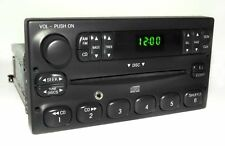 2004 Ford F-250 Super Duty Radio AM FM CD Player w Aux Input Part 4L2T-18C815-DA