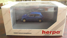 Herpa Private Collection HO 1/87 Renault Clio 2L Williams Car NIP