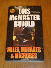 Miles Mutants and Microbes Lois McMaster Bujold Baen (Paperback)  9781416556008