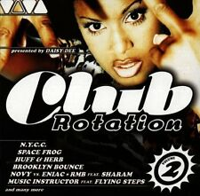 VIVA Club Rotation 02 (1998) N.y.c.c, Space Frog, Blank & Jones, Nalin&.. [2 CD]