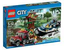 LEGO® City 60071 Verbrecherjagd im Luftkissenboot NEU _ Hovercraft Arrest NEW