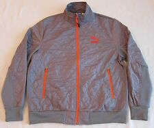 Mens XL Puma MLS FM Quilted Jacket Sport Coat Sweatshirt $85 NEW TL18746