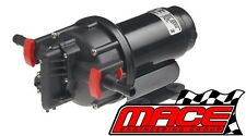 WATER TO AIR (W2A) INTERCOOLER AQUA JET JOHNSON WATER PUMP 5.2GPH - 12V 20LPM