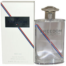 Freedom Cologne by Tommy Hilfiger, 3.4 oz EDT Spray for Men NEW * SEALED