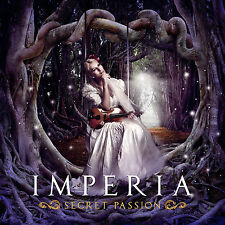 IMPERIA Secret passion cd (200689) Female copertura Gothic Metal