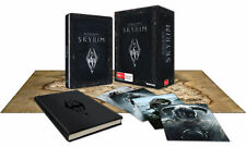 The Elder Scrolls V Skyrim Limited Collectors Edition Xbox 360 *NEW* + Warranty!