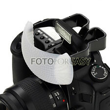 Puffer Pop-Up Flash Diffuser For Canon 1200D 700D 750D 760D 60D 6D 5D III 5Ds R