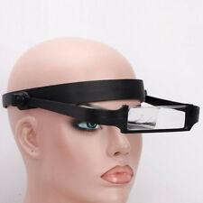 1.6x 2.0x 2.5x 3.5x Head Headband Replaceable Lens Loupe Magnifier Magnify Glass