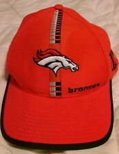 DENVER BRONCOS HAT SUPERBOWL CHAMPS USED ONLY A FEW TIMES
