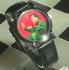 Mao Chinese President Mechanical Men's Watch Works