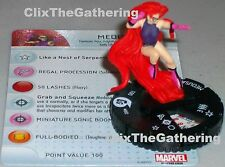 MEDUSA #002 Guardians of the Galaxy Marvel HeroClix Inhumans Fast Forces FF
