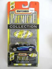 Matchbox Superfast 71d 1962 Corvette - Black/purple - Premiere Collection S9