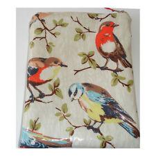 iPad Mini Zipped PVC Case Cover Handmade Cath Kidston Garden Birds Oilcloth PVC