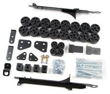 "Zone Offroad 1.5"" Body Lift Kit for 04-12 Chevy GMC Colorado Canyon 2wd/4wd"