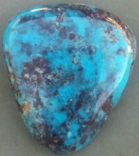 Beautiful Bisbee Blue Natural Turquoise Cabochon #457