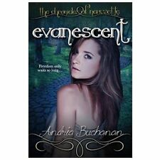 Evanescent (The Chronicles of Nerissette #2)-ExLibrary