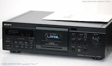 Sony tc-ka6es high-end cassette Tape Deck es-serie + bda! revisado +1j. garantía!