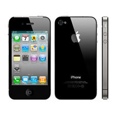 Apple iPhone 4S GSM Factory Unlocked WIFI Smartphone - White/Black- 16GB