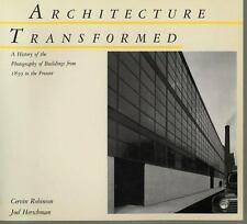Architecture Transformed: A History of the Photography of Buildings fr-ExLibrary