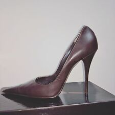 Icone leather pumps size 41 made in Italy