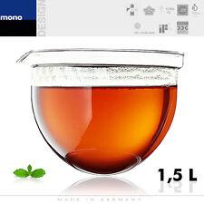 mono - Ersatzglas für Teekannen 1,5 L