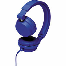 Urbanears Zinken Collapsible DJ Headphones - Cobalt **Fast Shipping From USA**