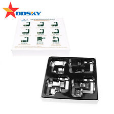 8pcs Domestic Sewing Machine Foot Feet Presser Kit For Brother Singer Janome