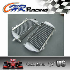 Aluminum Radiator FOR Kawasaki KX250 1999 - 2002 2000 2001 KX 250