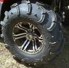 Set (2) 26-9-12 & (2) 26-11-12 Maxxis Zilla ATV UTV Mud Tires & ITP SS HD Rims