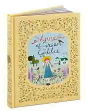 *New Sealed Leatherbound* ANNE OF GREEN GABLES by L.M. Montgomery (2016)