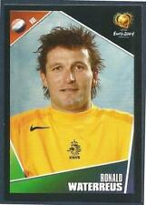 PANINI EURO 2004- #334-NEDERLAND-HOLLAND-RONALD WATERREUS