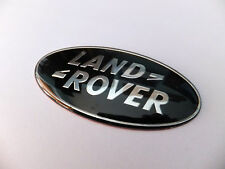 LAND ROVER FRONT GRILL REAR TAILGATE BOOT BADGE DEFENDER, DISCOVERY, FREELANDER