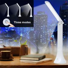 LED Leuchte Dimmbar Wiederaufladbare Schreibtisch Tischleuchten Leselicht Lampe