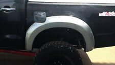 FENDER FLARES WHEEL ARCH WITH NUTS FIT TOYOTA HILUX 2011-14 SET OF4