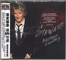 Rod Stewart: Another Country - Deluxe International Version (2015) CD OBI TAIWAN