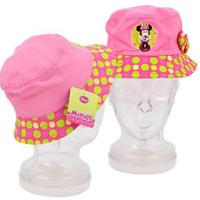 Disney Minnie Mouse Pink Bucket Hat - Kids size NEW